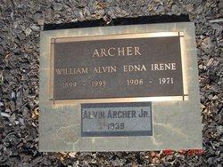 Edna Irene <I>Dozier</I> Archer