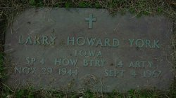 Larry Howard York