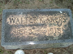 Walter King Akers