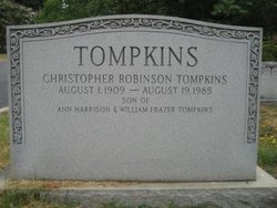 Christopher Robinson Tompkins, Sr