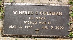 Winfred Cleveland Coleman