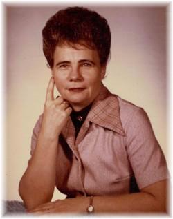 """Dorothy """"Dot"""" <I>Preston</I> Basinger"""