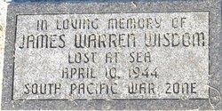 James Warren Wisdom