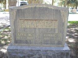 Effie Mary <I>Laflin</I> Finnessey