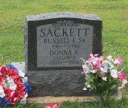 Donna Alberta <I>Galloway</I> Sackett
