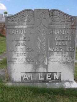 Marion L. Allen