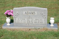 "Robert Thomas ""Tom"" Adams"