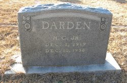 H C Darden Jr.