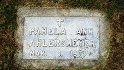 Pamela Ann Ahlersmeyer