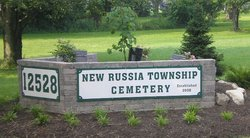 New Russia Township Cemetery