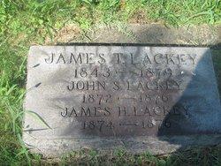 Pvt James Thomas Lackey