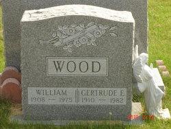 Gertrude E. <I>McGarity</I> Wood
