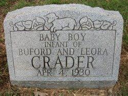 Baby Boy Crader