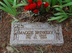 Maggie Mae <I>Rogers</I> Brinkley