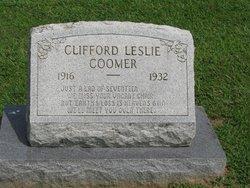 Clifford Leslie Coomer
