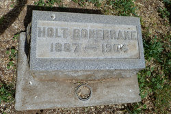 Holt Bonebrake