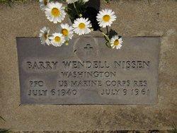 Barry Wendell Nissen