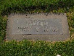 Henry P. Schneider