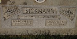 Margaret L. <I>McGrath</I> Sickman