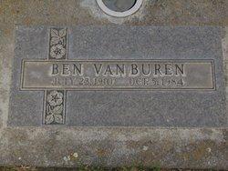 Ben Van Buren