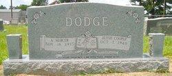 Jessie <I>Cooper</I> Dodge