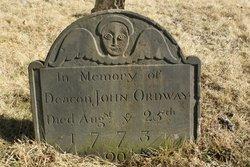 Deacon John Ordway