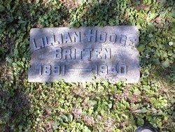 Lillian M. <I>Hodge</I> Britten