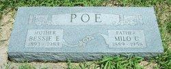 Bessie Elzena <I>Sample</I> Poe