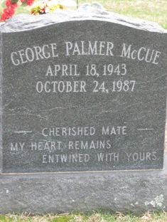 George Palmer McCue