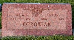 """Hedwig C """"Hattie"""" <I>Pytleski</I> Borowiak"""