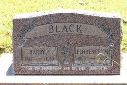 Florence M Black