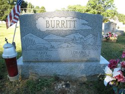 Harry Burritt