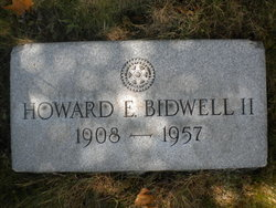 Howard E. Bidwell, II