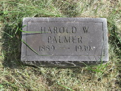 Harold W. Palmer
