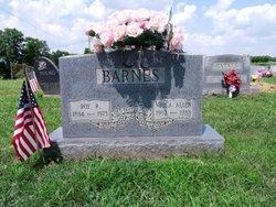 Viola <I>Allen</I> Barnes