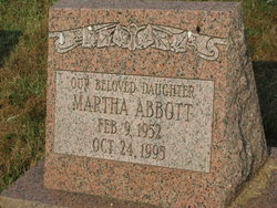 Martha Abbott