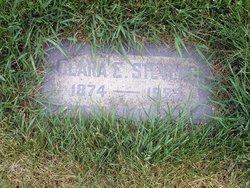 Clara Ellen <I>Wilkins</I> Stevens