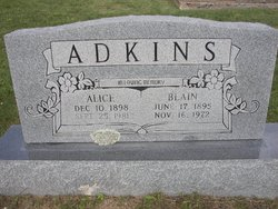 Blain Adkins