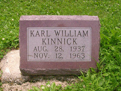 Karl William Kinnick