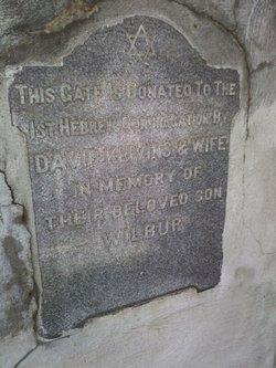 First Hebrew Cemetery