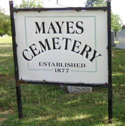 Mayes Cemetery