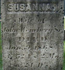 Susanna <I>Hartranft</I> Weinberg