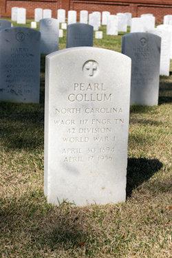 Pearl Collum
