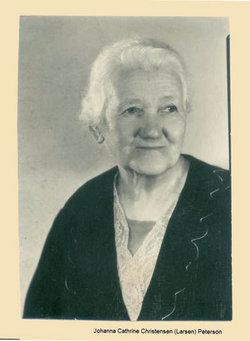 Johannah K <I>Larsen</I> Peterson