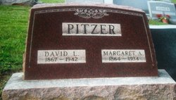 Margaret A <I>Mickley</I> Pitzer
