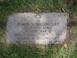 Helen B Billingsley