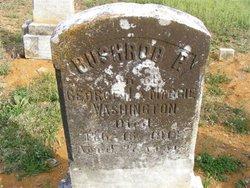 Bushrod P. Washington