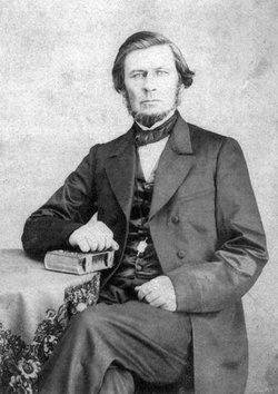Rev David Matlock