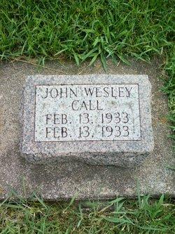 John Wesley Call
