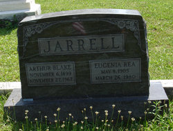 Eugenia <I>Rea</I> Jarrell